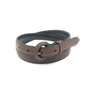 Ralph Lauren Brown Leather Belt Size 30 2062